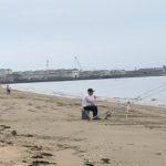 香良洲海岸の釣果 | ゼンメが連で釣れる