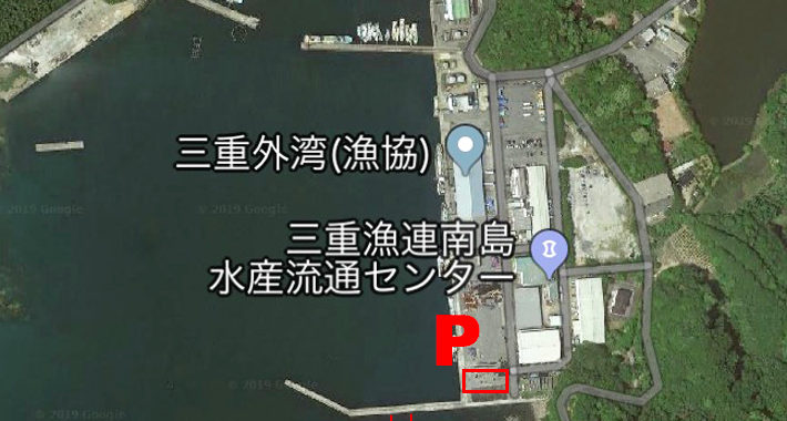 奈屋浦漁港の紀州釣りポイント