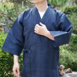 纏い織り | 作務衣と甚平の違い