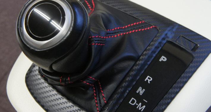マツダCX5用シフトブーツ