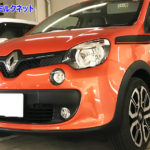 Renault TWINGO | オレンジラインのシフトブーツ