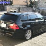 BMW3シリーズ E90 | シフトブーツとサイドブレーキカバー交換?