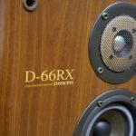 オンキョーD-66RX   スピーカーエッジ張替え