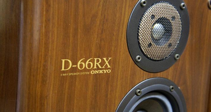 オンキョーD-66RX
