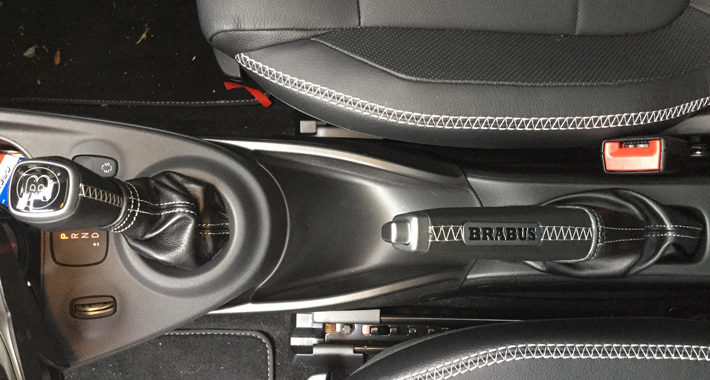 smart forfour brabus sports