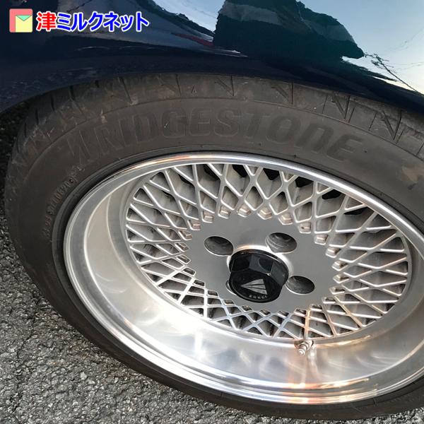 ポテンザのタイヤ