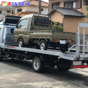 新車ハイゼットs500p納車